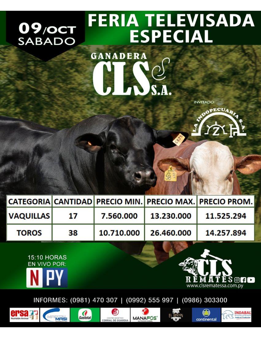 Precios Feria 9/10/2021